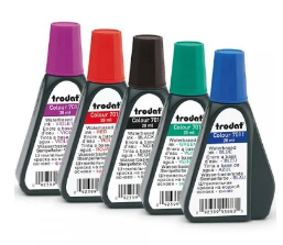 Florida Self-Inking Notary Stamps Refill Ink Bottle (1 fl. oz.)