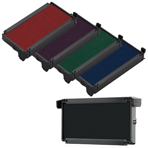 Replacement Ink Pads for Florida Notary Self-Inking Stamps