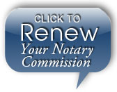 Renew Your Florida Notary Commission