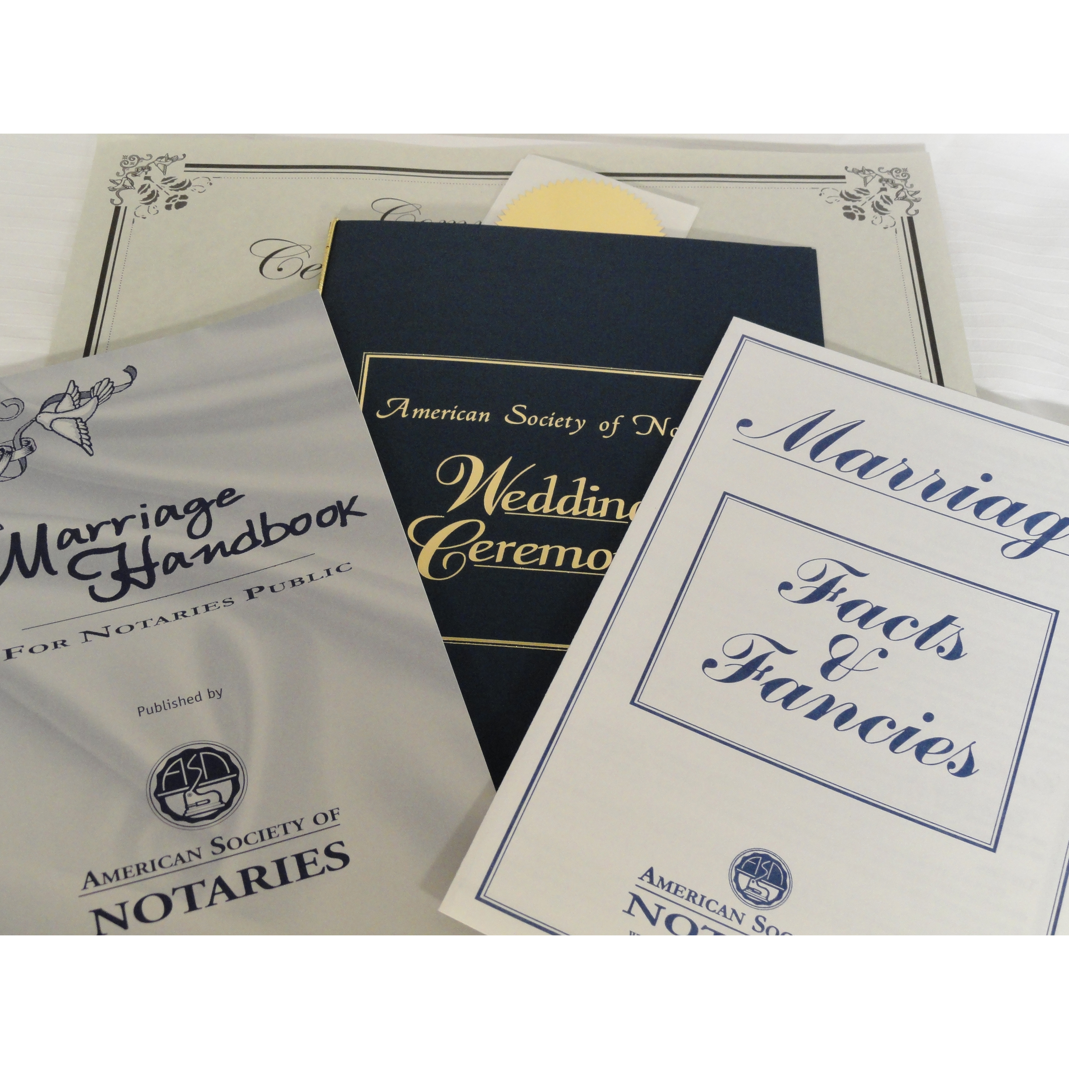 Florida Notary Wedding Kit